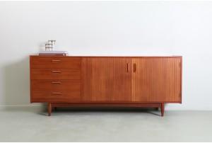 Chic Backhouse Mahogany Sideboard