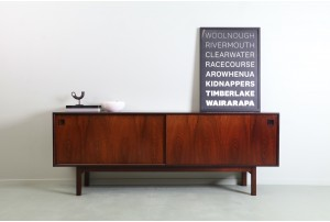 Omann Jun 'Model 21' Rosewood Sideboard
