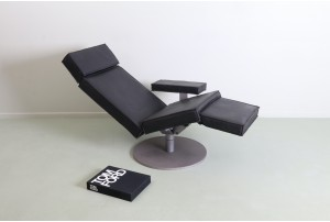 Maarten Van Severen 'MVS' Lounge Chair for Durlet